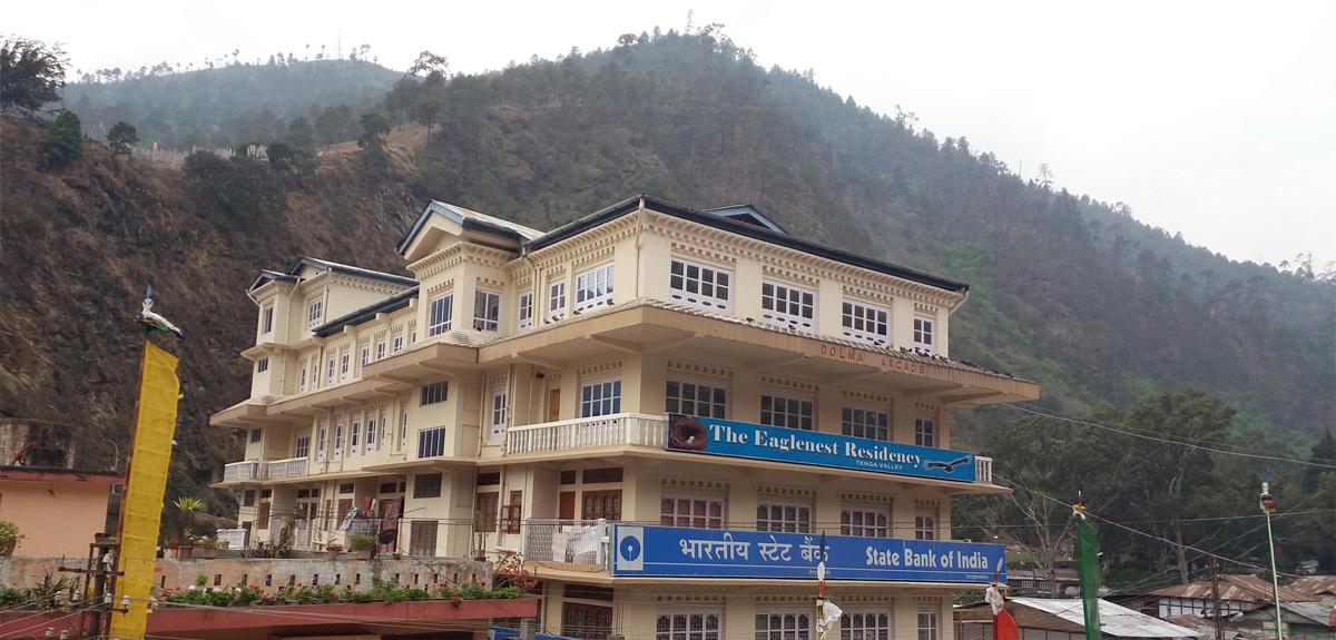 The Eaglenest Residency