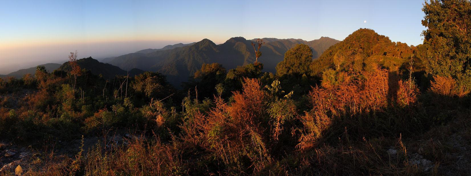 Eaglenest Wildlife Sanctuary View by Rohan Pandit