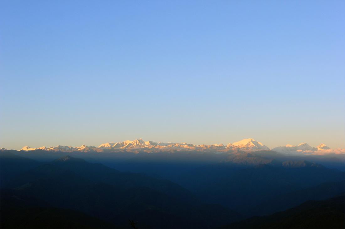 View from Chillipam Monastery